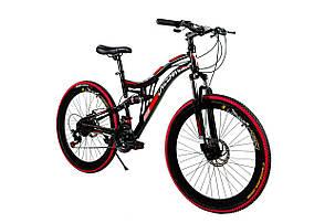 """Велосипед Unicorn - Best Way 26"""" Размер рамы 19 Черный, фото 2"""