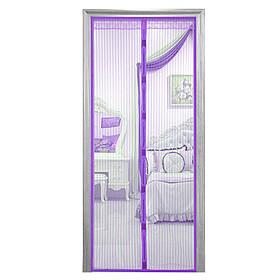 Антимоскитная сетка HMD Magnetic Mesh 210х100 см Фиолетовый (429-42715303)