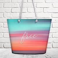 Пляжная сумка Malibu Free 50х36х15 см (MAL_20J046)