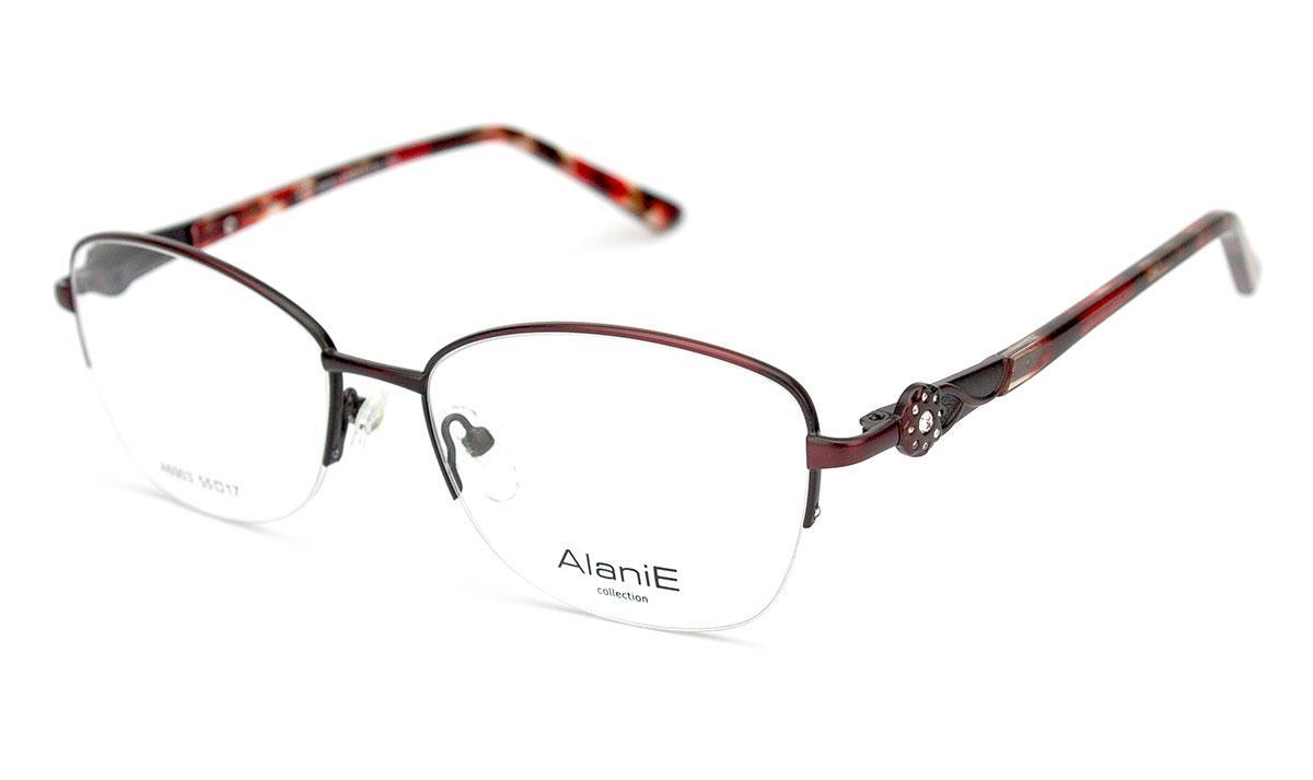 Оправи металеві Alanie A6903-C32