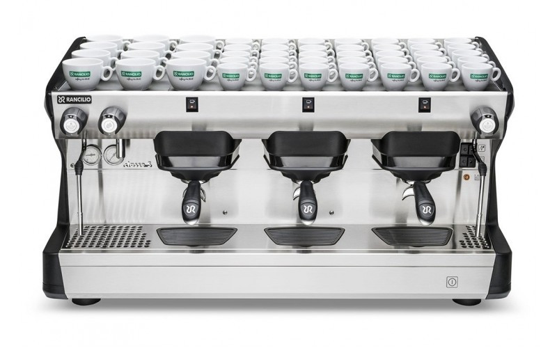 Кавомашина Rancilio Classe 5 S 3gr (Coffee machine Rancilio Classe 5 S 3gr)