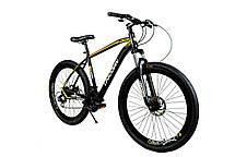 """Велосипед Unicorn - Migeer 27,5"""" Розмір рами 18"""" Алюміній Чорно-червоний, фото 3"""