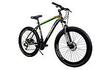 """Велосипед Unicorn - Migeer 27,5"""" Розмір рами 18"""" Алюміній Чорно-червоний, фото 2"""