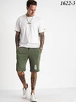 Спортивные шорты мужские  Mishely  №1622 L, Хаки
