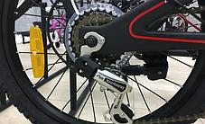 """Детский велосипед Crosser BMX 20""""  черный, фото 3"""