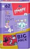 Підгузники  для дітей HAPPY BELLA BABY maxi plus (62 шт)