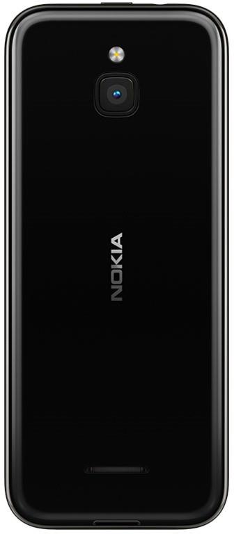 Мобільний телефон Nokia 8000 DS 4G Black (16LIOB01A18)