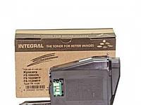 Туба с тонером Integral для Kyocera-Mita FS-1060/1025/1125 аналог TK-1120 Black (12100121C) з чіпом