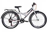 """Стильний підлітковий велосипед 24"""" Discovery FLINT 2021, фото 2"""