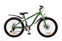 """Кулі! Підлітковий гірський дисковий велосипед 24"""" Discovery FLINT AM DD 2018"""