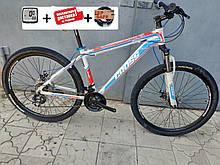 "Велосипед CROSS Hunter 27.5"" (Shimano, Lockout)"
