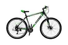 """Велосипед TITAN Flash 29"""" (Shimano, моноблок, Lockout)"""