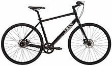 "Велосипед Pride Bullet 28"" 2020 чорний"