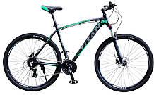 Велосипед мрія. Гірник 29 TITAN EGOIST HDD (Shimano, 24sp, Lockout)