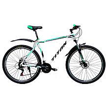"""Відмінний алюмінієвий гірський велосипед! 29"""" TITAN ATLANT DD 2019"""