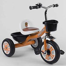 Велосипед детский 3-х колёсный Best Trike LM оранжевый