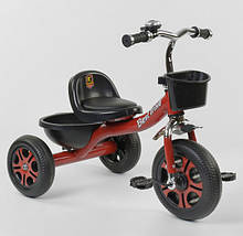 Велосипед детский 3-х колёсный Best Trike LM красный