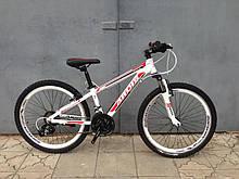 Легкий алюмінієвий підлітковий велосипед 24 ARDIS MAXUS ALU