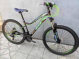 Легкий изысканный женский велосипед 27.5 GRADE GLORY DD, фото 3