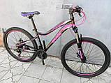Легкий изысканный женский велосипед 27.5 GRADE GLORY DD, фото 4