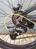 """Классный легкий подростковый велосипед 24"""" CROSSRIDE BLAST ECO DD, фото 8"""