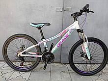 """Невероятный подростковый алюминиевый велосипед 24"""" GRADE CUB DD"""
