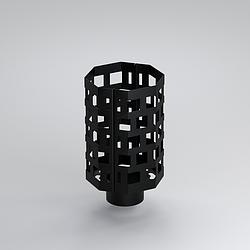 Корзина для камней на дымоход СКД – 40 Г