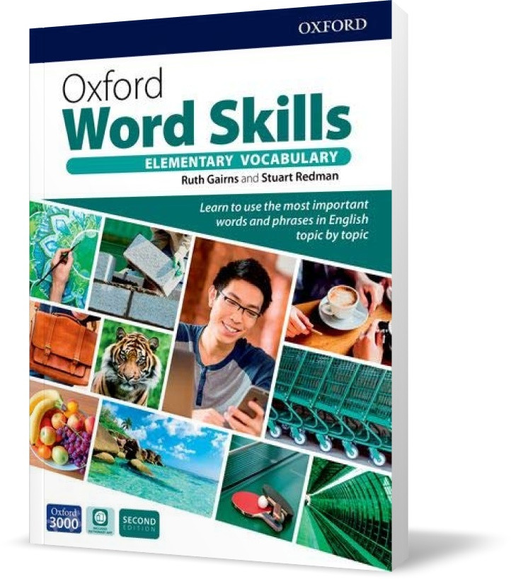 Oxford Word Skills 2nd Edition Elementary (Varios Autores), Oxford