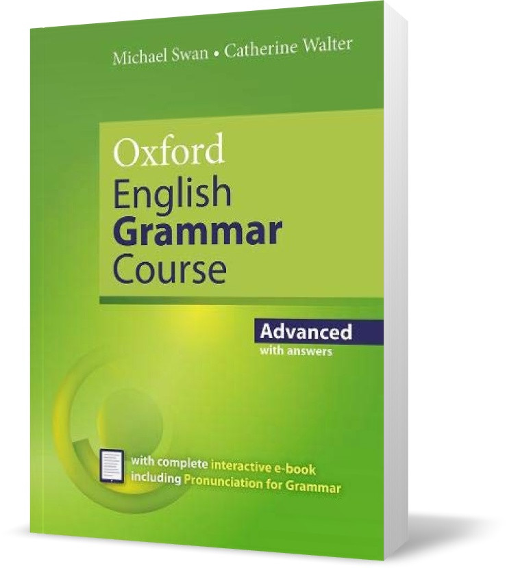 Oxford English Grammar Course Advanced + key + CD~ROM / Грамматика английского языка   Oxford