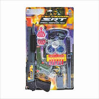 Полицейский набор для мальчиковна листеM 0259 U/R HN