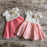 Дитяча сукня КВІТОЧКУ для дівчинки 2-4 роки,колір уточнюйте при замовленні
