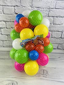 Набор мячиков для сухих бассейнов 50 шт. 20104 MToys Украина