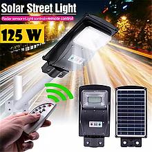 Универсальный фонарь уличный  на столб с пультом управления 125 W Cobra solar street light R1 1VPP 7778