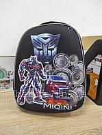 Детский ортопедический рюкзак для школы трансформеры