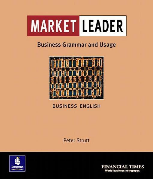 Market Leader Intermediate, Business Grammar & Usage / Посібник з граматики англійської мови
