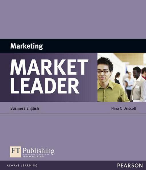 Market Leader , Marketing / Посібник з маркетингу англійської мови