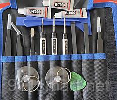 Клей B7000 9 ml, клей набор инструмента для ремонта.