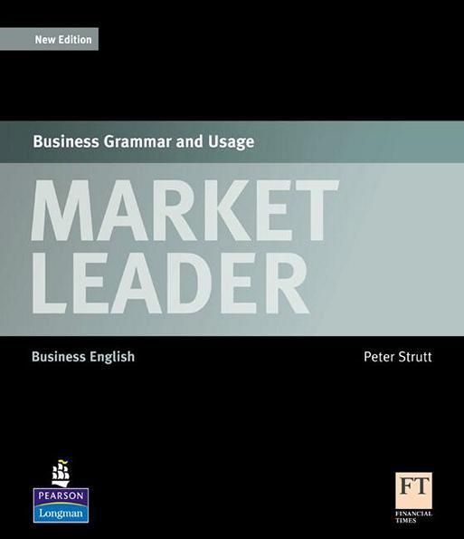 Market Leader , Business Grammar & Usage / Посібник з граматики англійської мови