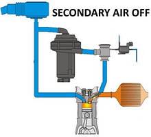 Отключение систем вторичного воздуха