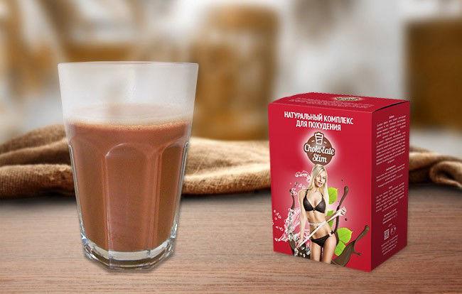 Натуральний комплекс для схуднення, Choсolate Slim, шоколад для схуднення, шоколад слім