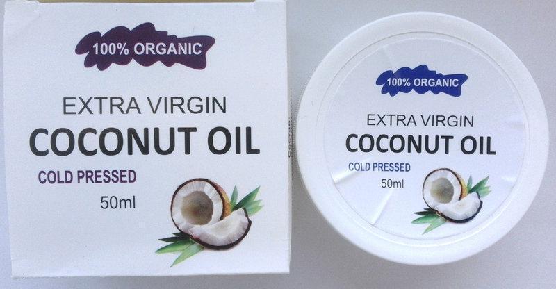 Кокосовое масло Extra Virgin Coconut Oil  для питательного ухода за кожей и омоложения кожи лица и тела