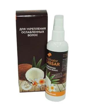 Эффективное средство для быстрого роста волос Macassar Hair Activator, Макассар активатор роста волос