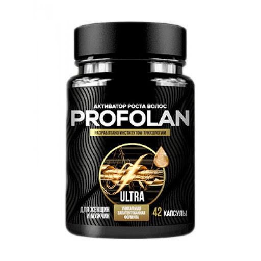 Эффективное средство от лысины Profolan - Капсулы от облысения Профолан, капсулы для роста волосак, активатор