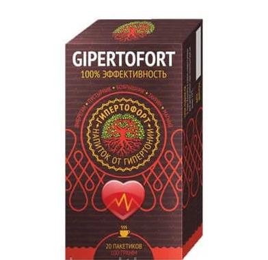 Эффективный порошок Gipertofort для нормализации давления, гиперфорт порошок от гипертонии, лечение гипертонии