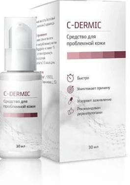 C-dermic - гель від псоріазу, З-Дермик, крем від псоріазу, лікування псоріазу, псоріаз, сидермик, сі дермик