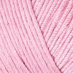 YarnArt Baby cotton 413 (полухлопок) Пыльная роза, фото 2