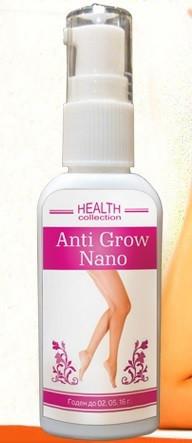 Засіб для епіляції Anti Grow Nano Крем для депіляції, депіляція ніг, видалення волосся, віск для депіляції