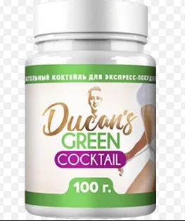 Ducan's Green Cocktail - Коктейль для експрес-схуднення Дюканс Грін Коктейль для схуднення