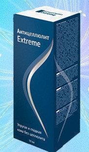Антицеллюлит Extreme - эффективный крем от целлюлита Екстрим, крем от ожирения, крем для похудения