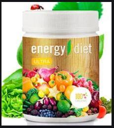 Швидкодіючі вітаміни Energy diet - засіб для схуднення 150г, Енерджі Дієт сприяє зниженню ваги